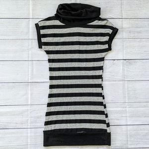 579 Striped Knit Top